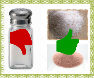 Truths you should know about salt!