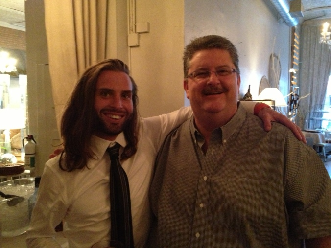 Daniel & Brett  2013