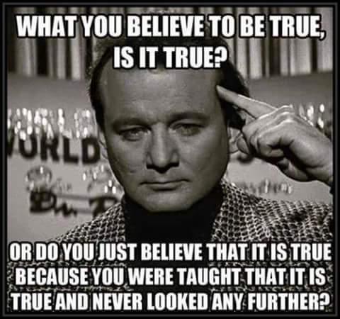 Think again:)